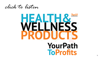 Top 10 Health/Wellness Promo Products