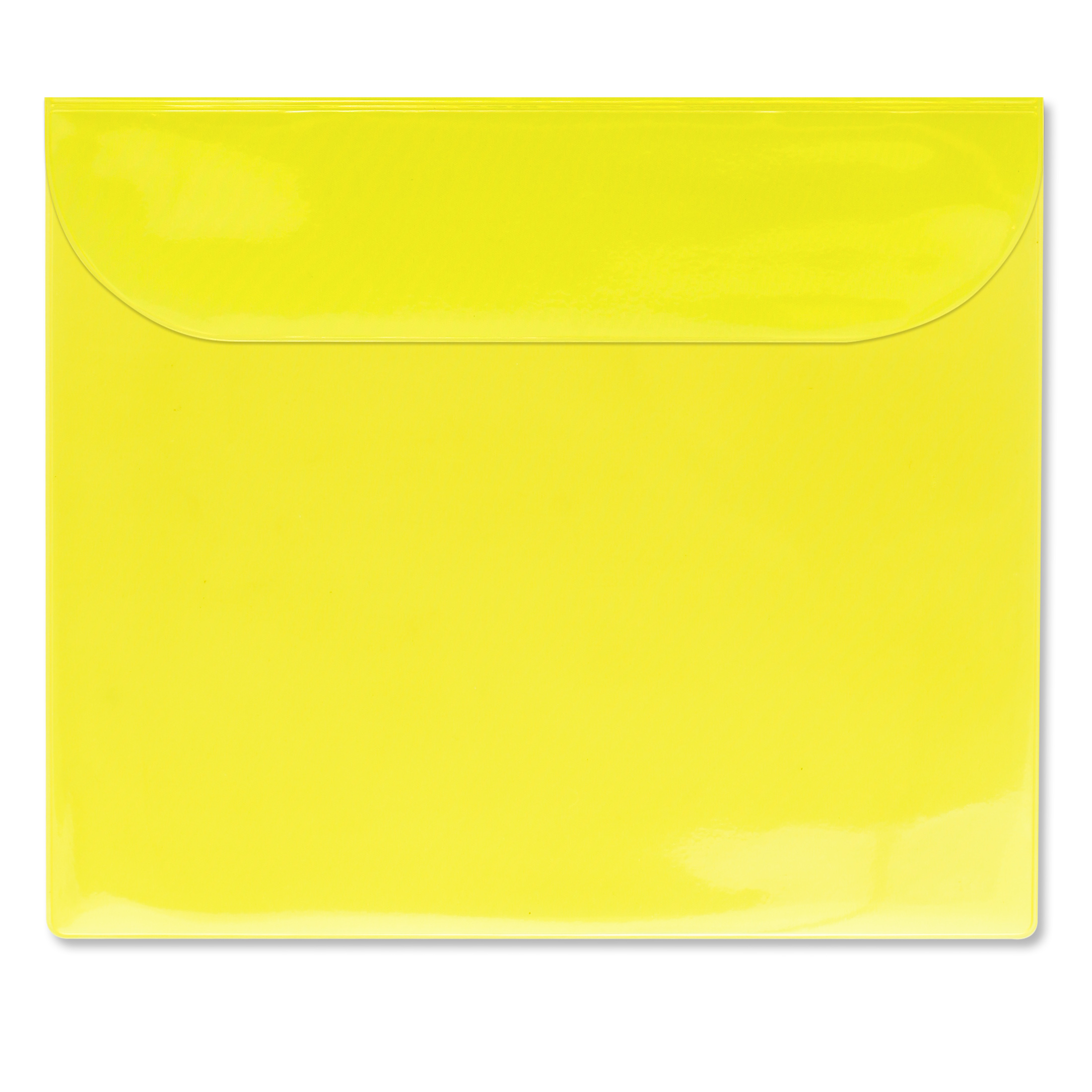 Tinted Clear Yellow - PMS 914