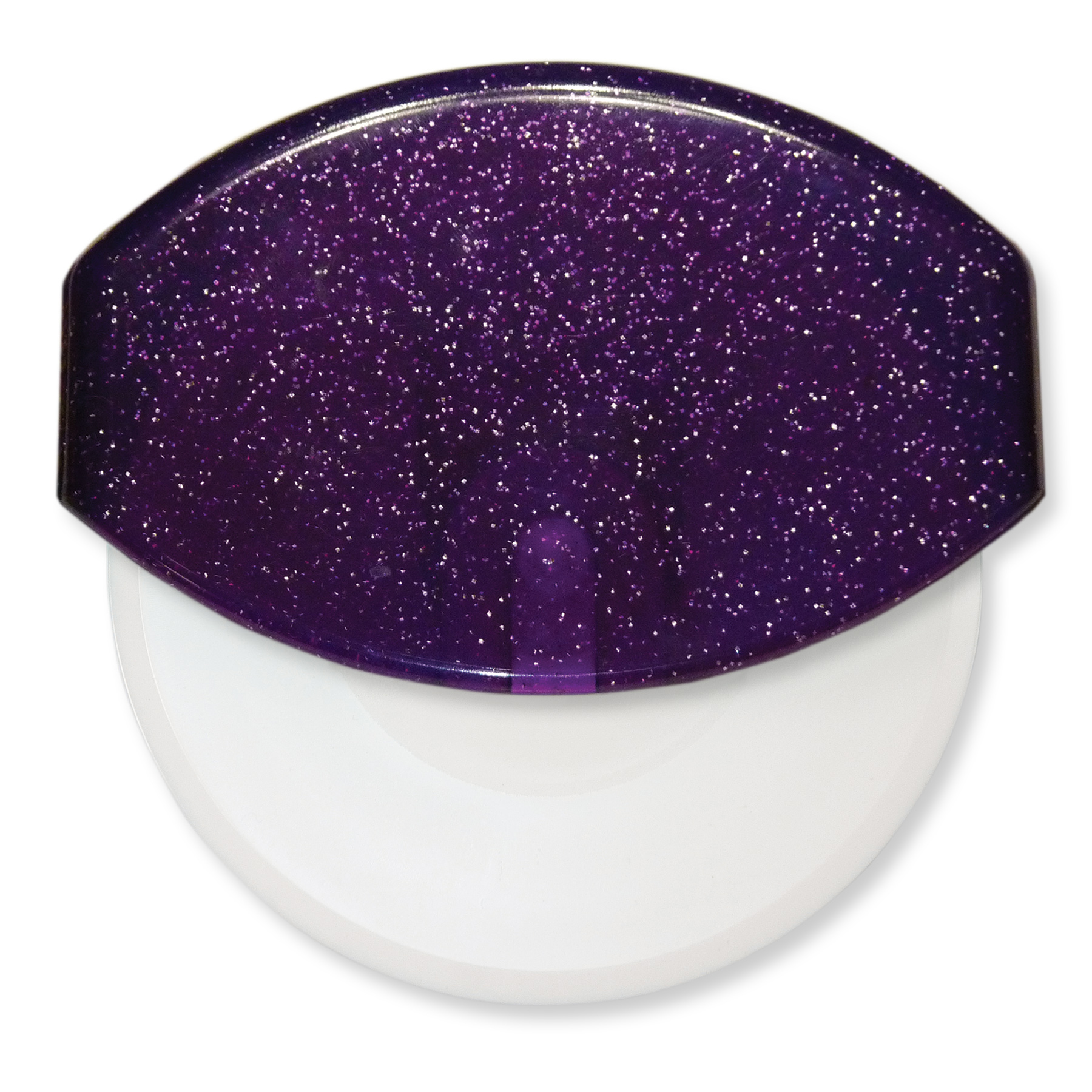 Sparkle Translucent Purple
