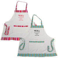Item: MI2004 Apron with Trim