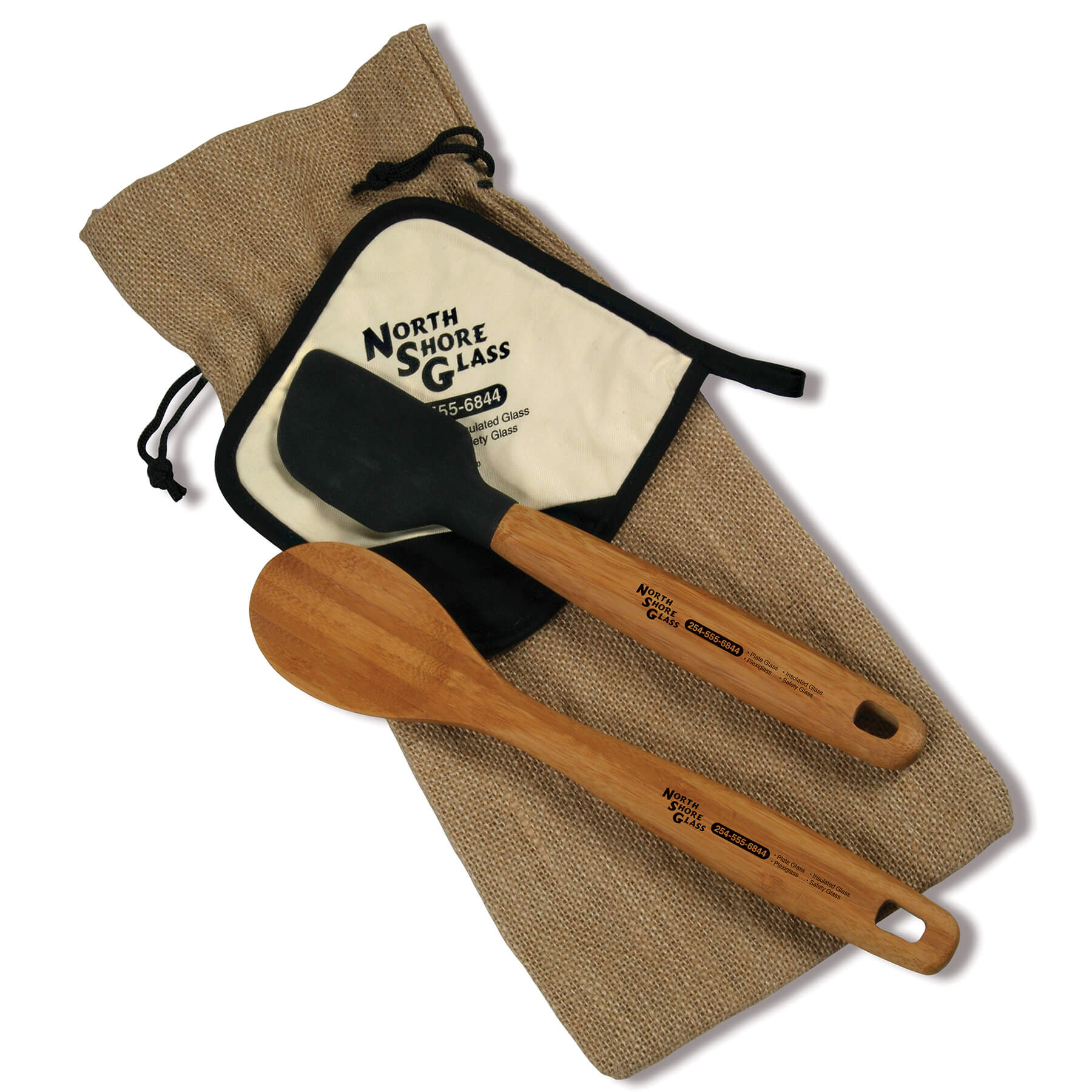 Item: BSS-2 Bamboo Gift Set