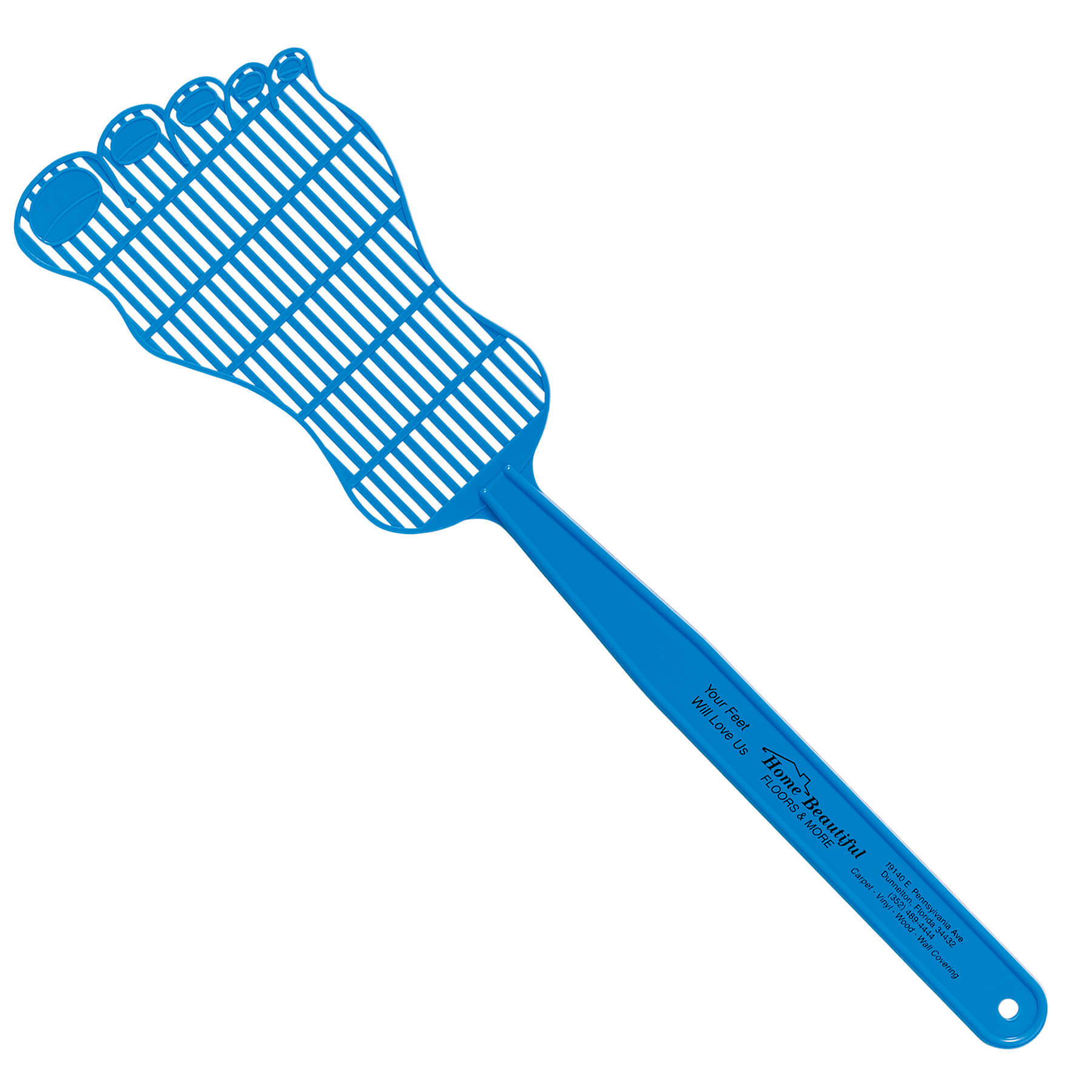 Item: MI1042 - Big Foot Fly Swatter