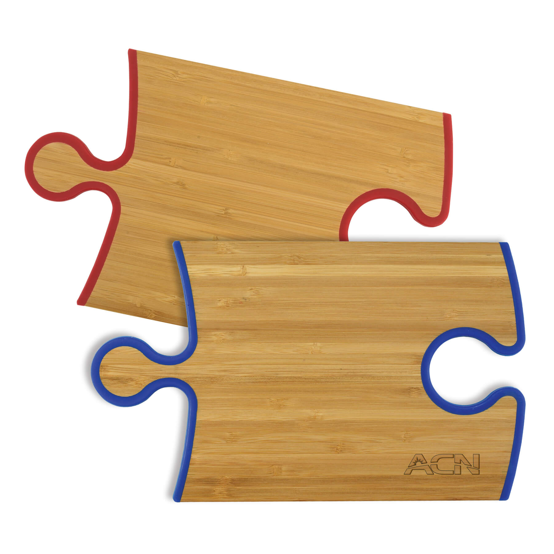 Item: MI6005 - Bamboo Wine-n-Cheese Cutting Board