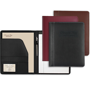 8064 - Vintage Leather Writing Pad