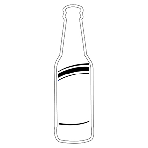 Bottle13 - Indoor NoteKeeper&#0153 Magnet