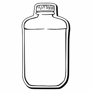 Bottle8 - Indoor NoteKeeper&#0153 Magnet