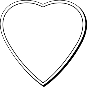 Heart5 - Indoor NoteKeeper&#0153 Magnet
