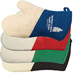 Item: MI1037 Da' Oven Mitt with Magnet