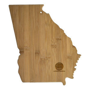 MI6192GA - Georgia Cutting Board