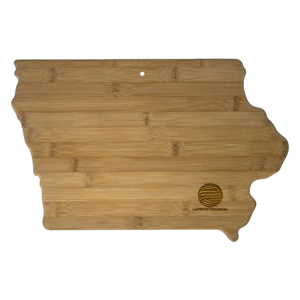 MI6192IA - Iowa Cutting Board