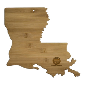 MI6192LA - Louisiana Cutting Board