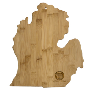 MI6192MI - Michigan Cutting Board