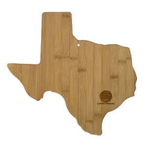 MI6192TX - Texas Cutting Board