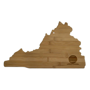 MI6192VA - Virginia Cutting Board