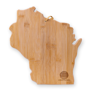 MI6192WI - Wisconsin Cutting Board