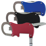 Item: MI8000 <br> Curved Pocket Multi-Tool