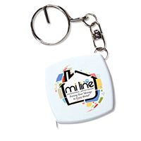 Item: MI8845 <br> 6' Key Chain Tape